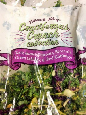 cruciferous crunch mix