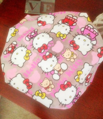 hello kitty shower cap