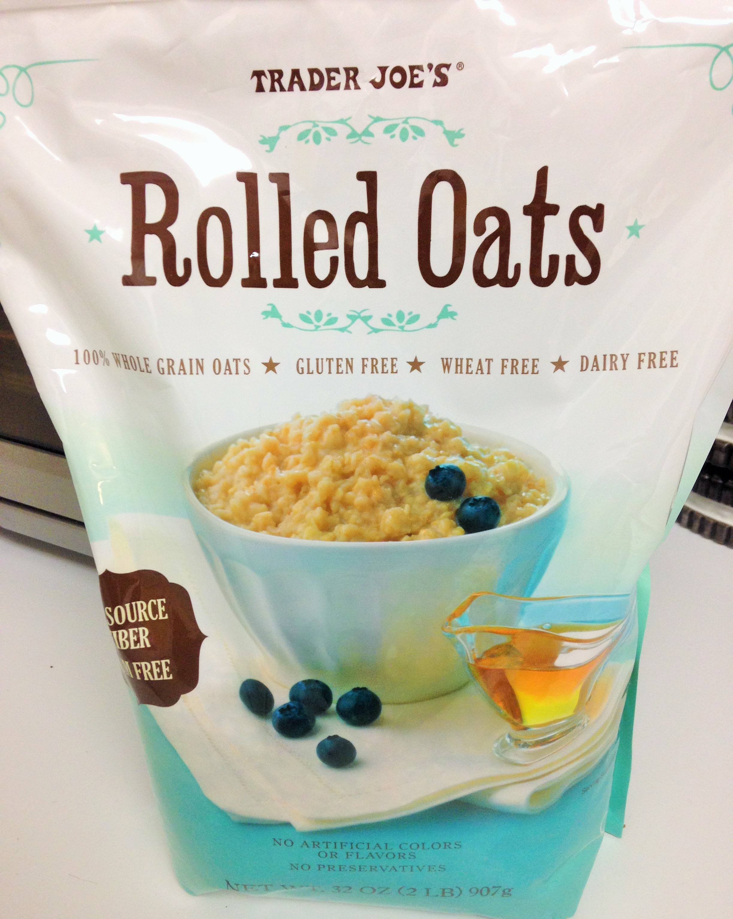 Trader Joe S Old Fashioned Oatmeal