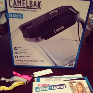 camelbak filtered water