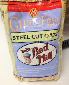 bobs red mill oatmeal