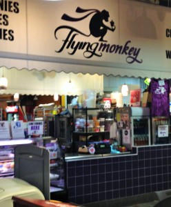flying monkey bakery