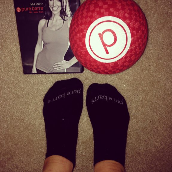 pure barre mile high dvd