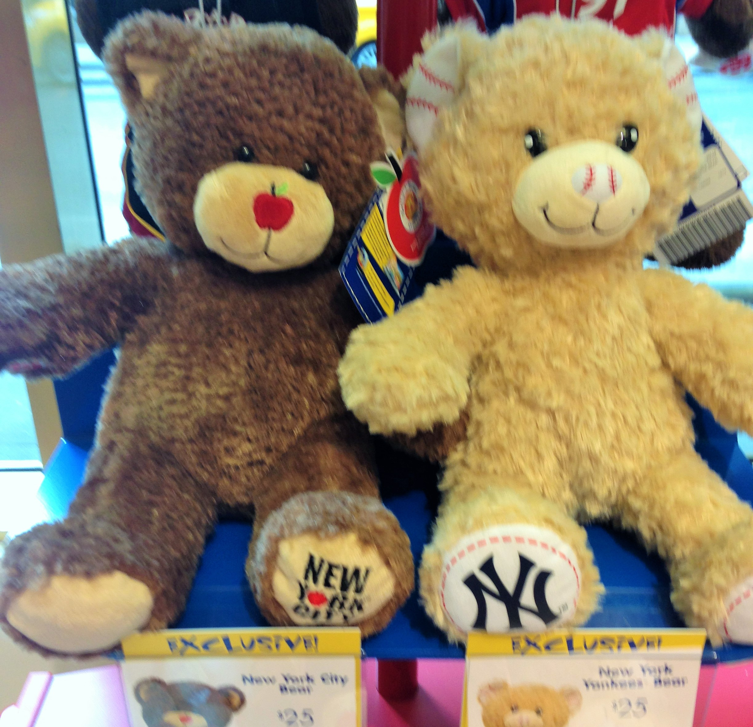 Is There A Build A Bear In New York City