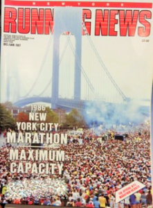 1986 New York City Marathon