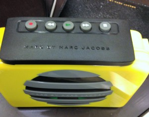 Marc Jacobs Walkman