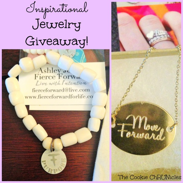 inspirational jewelry giveaway