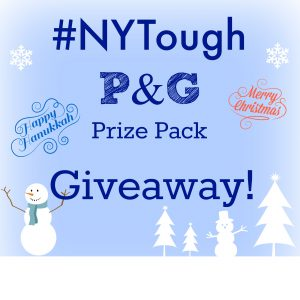 #NYTough P&G Prize Pack Giveaway
