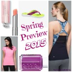 spring preview 2015