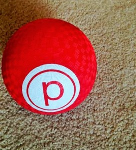 Pure Barre ball