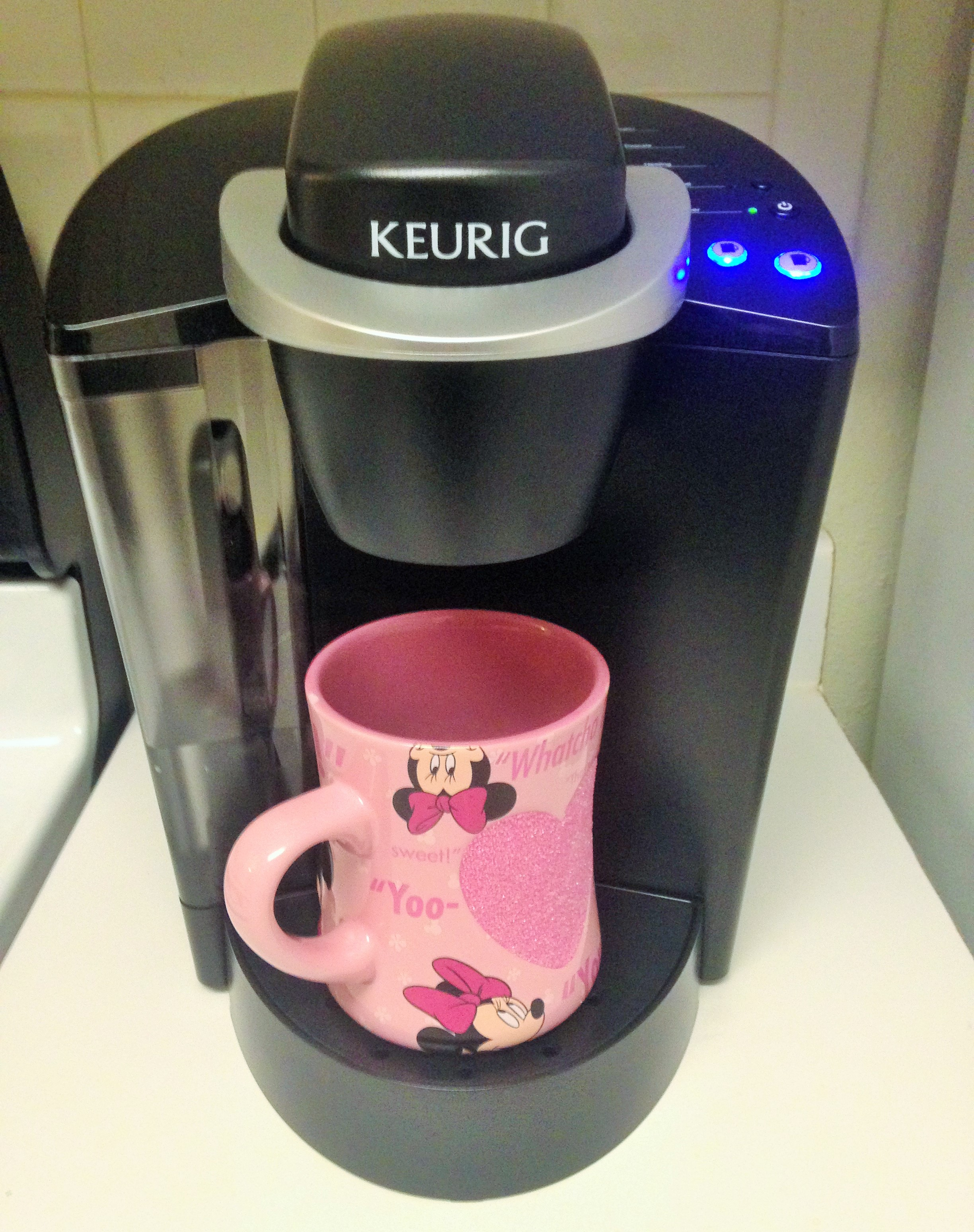 When Your Keurig Decides Not To Work & Random Thoughts