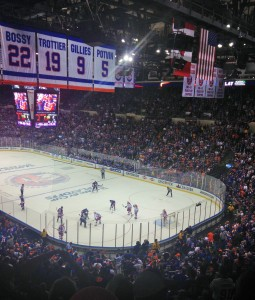 Islanders playoff game