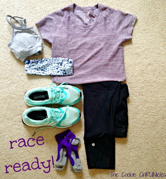 race ready outfit