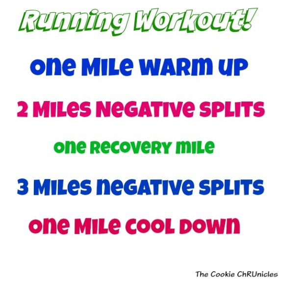 running workout