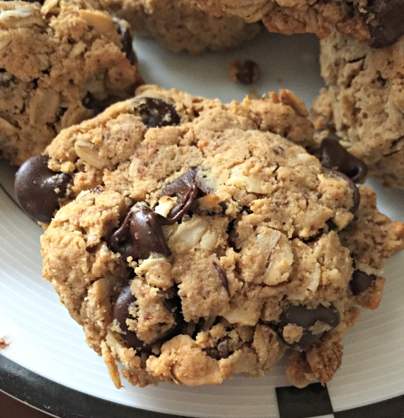 chocolate chip cookies gluten and dairy free