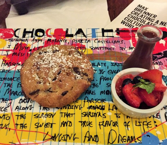 max brenner chocolate chip cookie