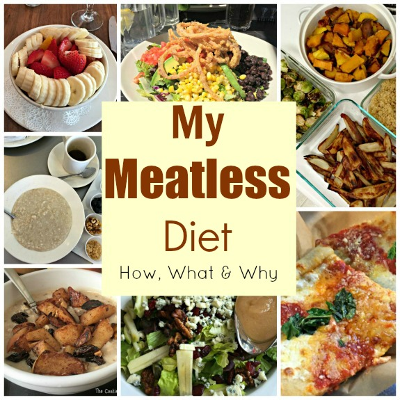 my meatless diet