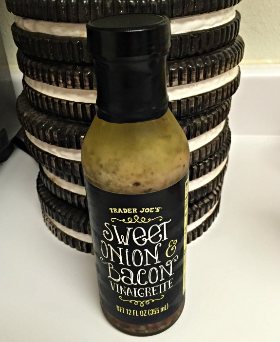 Trader Joe's Onion Bacon Dressing
