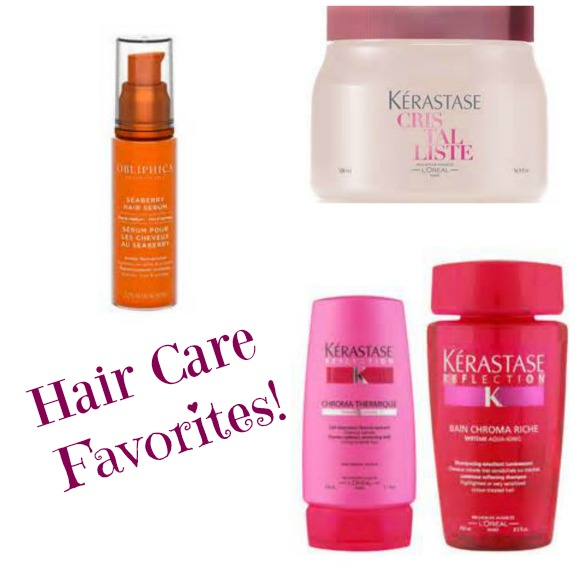 hair care favorites