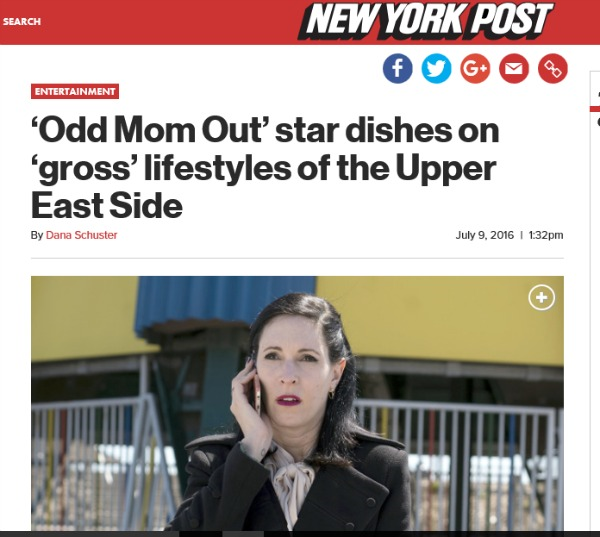 odd mom out article