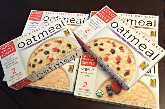 good food made simple oatmeal