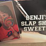 benji's candy table sign
