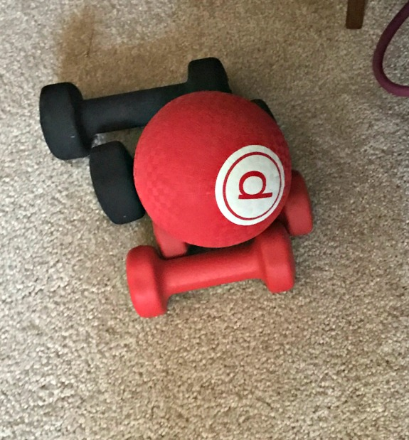 Pure Barre Tone in 10