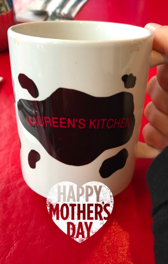 Maureen's Kitchen coffee