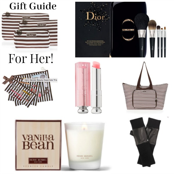 Holiday Gift Guide For Her!