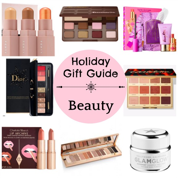 Holiday Gift Guide: BEAUTY!