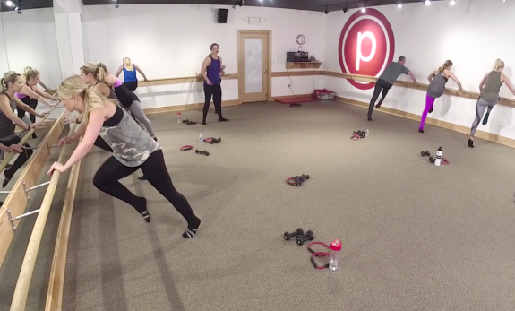 pure barre on demand arms