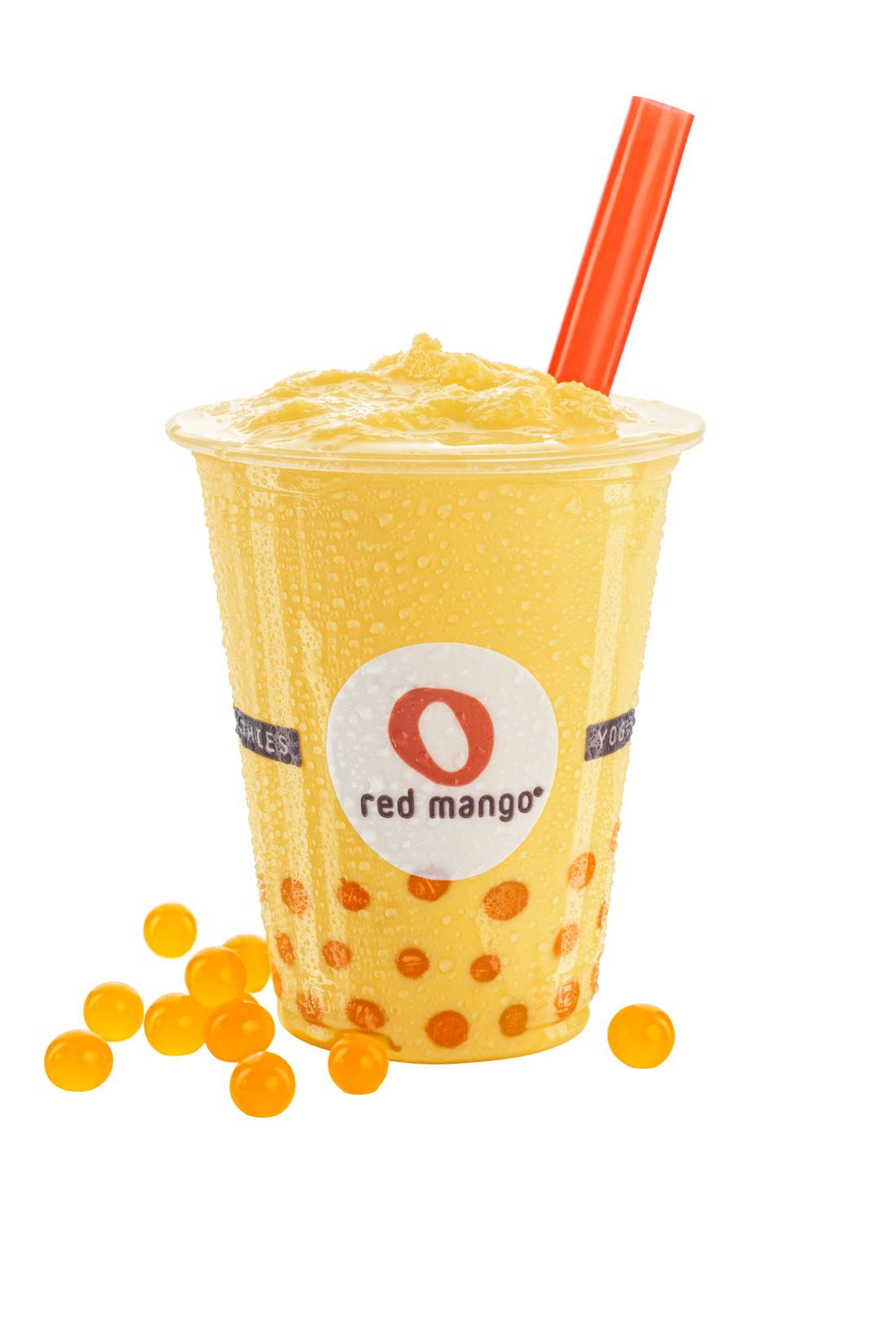 Red Mango Mango SuperBiotics Smoothie