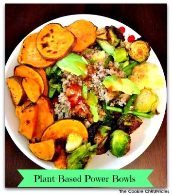plant based power bowl