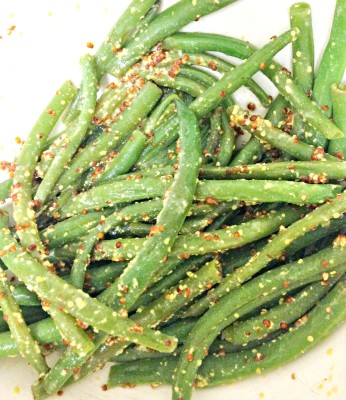 honey dijon string beans (2)