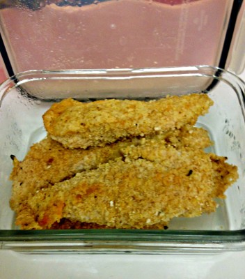 oat bran chicken cutlets