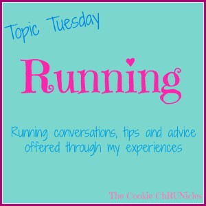 topic tuesday running