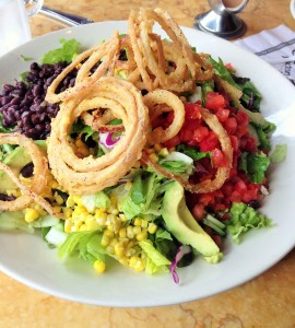 cheesecake factory bbq ranch salad