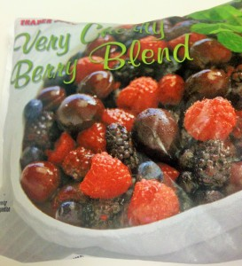 very cherry berry blend