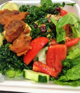salad from tootsies express
