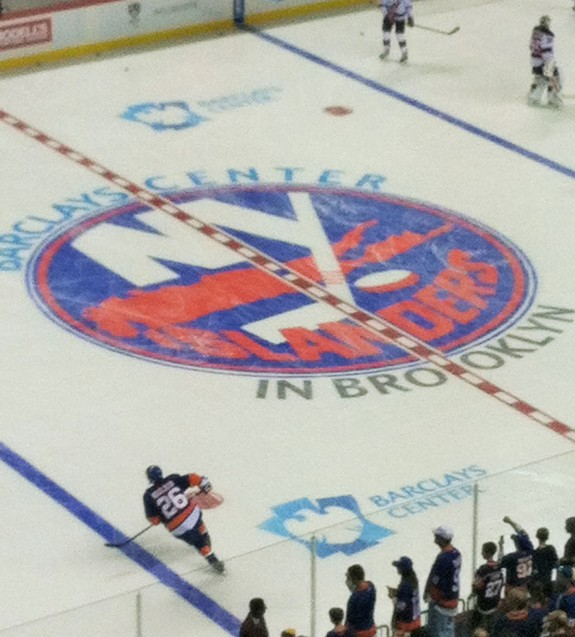 islanders in brooklyn