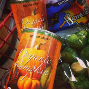 trader joes canned pumpkin
