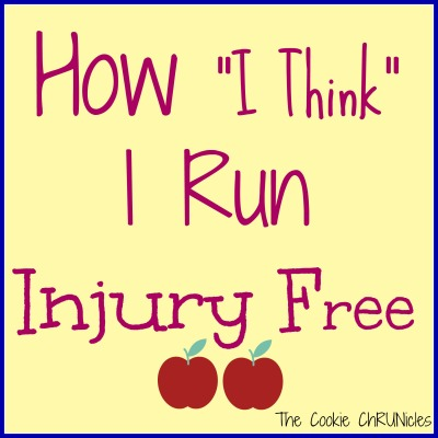 How I Think I Run Injury Free