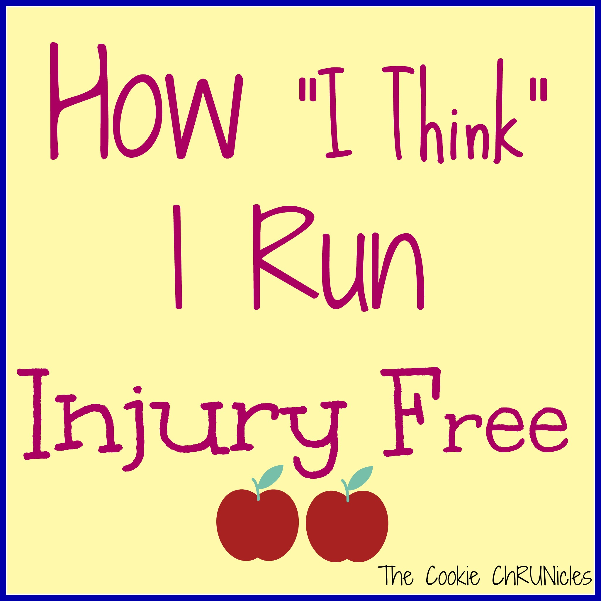 Taboo Topic- Running Injuries