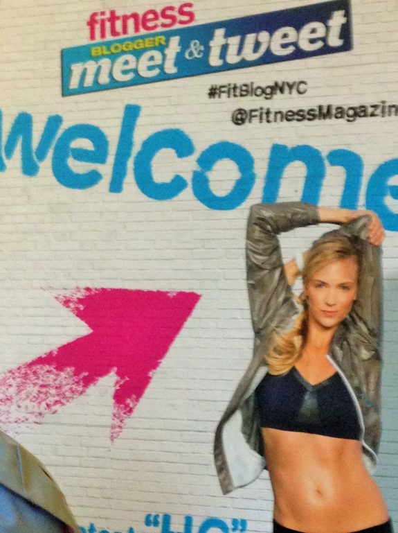 fitness magazine meet and tweet
