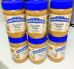 crunch time peanut butter