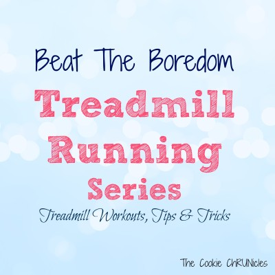 treadmill running series