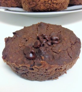 black bean fudgy bites