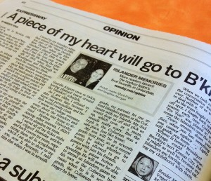 Newsday article
