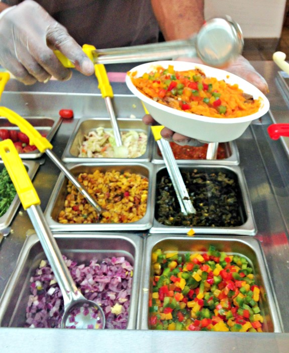 potatopia toppings bar