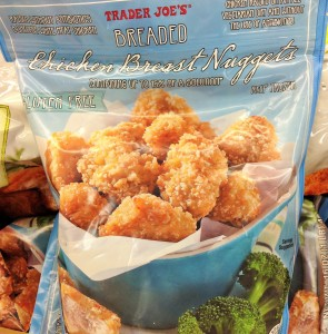 Trader Joe's Chicken Nuggets